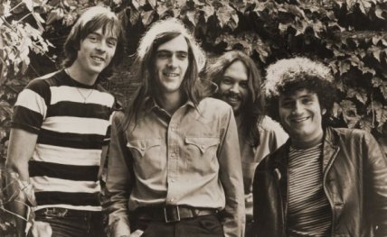 Quicksilver Messenger Service - pioneiros do rock progressivo.