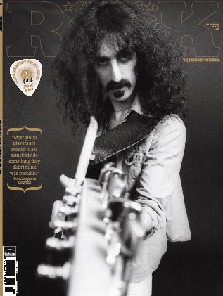 C.R Zappa